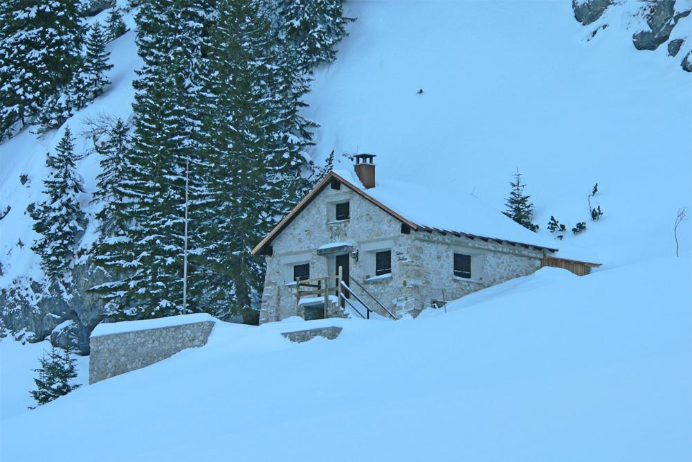 Willi-Merkl-Hütte