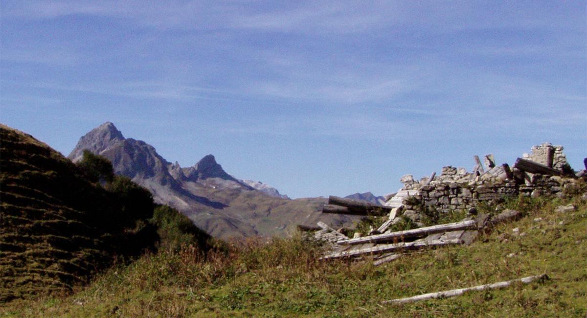 Vordere Lechleitner Alpe