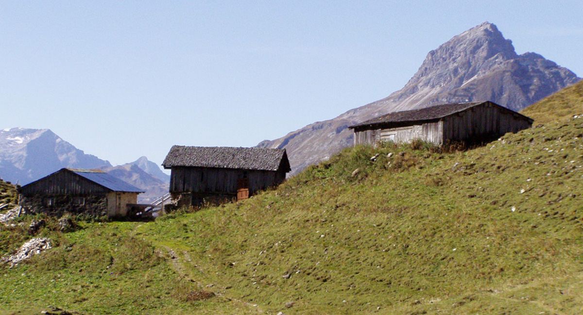 Hintere Lechleitner Alpe