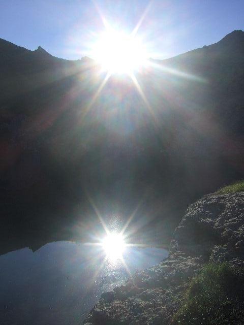 Doppelte Sonne