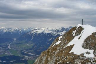 Säuling-Gipfel und Reuttener Talkessel
