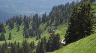 alte Reuttener Bergbahn