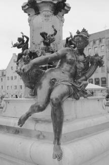 Augustusbrunnen - Singold