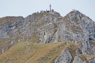 Aggenstein Gipfel