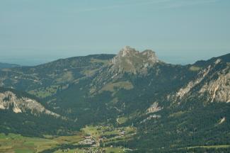 Aggenstein von Süden