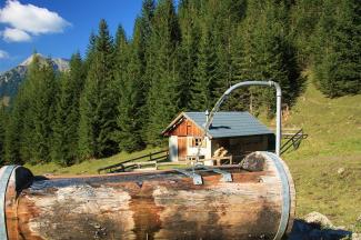 Sagboden Jagdhütte