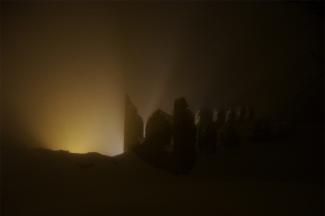 Nacht am Schlosskopf