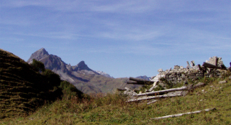 Lechleitner Alpe, Vordere