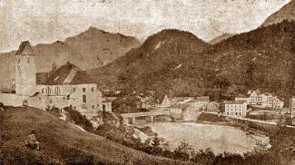 Füssen um 1890