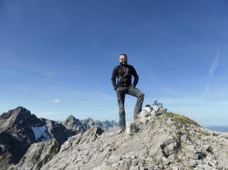 Wolekleskarspitze 2.522m