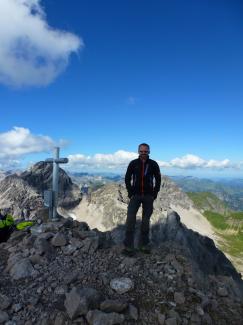 Marchspitze 2609m