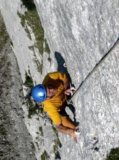 Klettern am Wampi