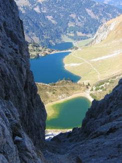 Drei Seen Blick