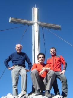 Parseierspitze 3036m