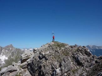 Grüntalspitze 2399m