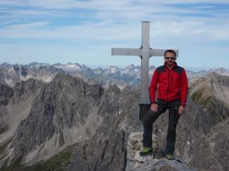 Bergwerkskopf 2728m