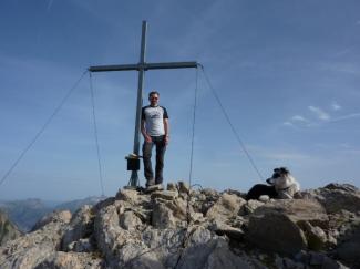 Fallenbacherspitze 2723m