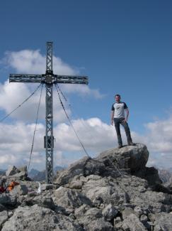 Reichspitze 2590m