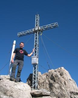 Dremelspitze 2733m