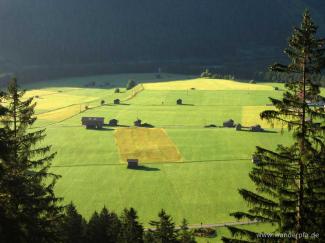 Lechtal bei Vorderhornbach