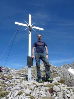 Hintere Jungfrauspitze 2390m