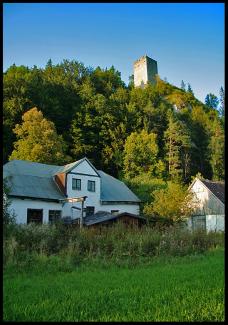 Alte Mühle unter der Ruine Vilsegg