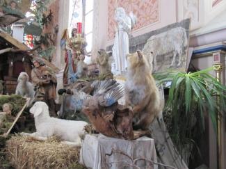 Holzgau Pfarrkirche Maria Himmelfahrt