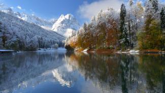 """2013/01 """"Winter im Alpic-Land"""" (Platz 2)"""
