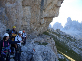 SOSAT-Klettersteig
