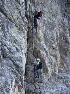 20-Meter-Leiter