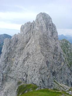 Tannheimer Durchquerung: Gimpel - Südwestgrat