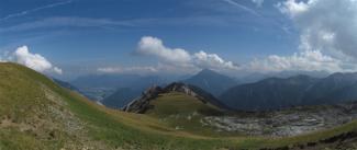Unter der Schwarzhanskarspitze