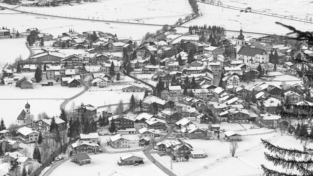 Tannheim, Hauptort des gleichnamigen Tals