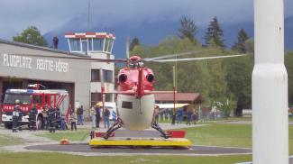 RK2 - Flugshow Höfen 2003