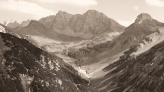 Plötzigtal und Anhalter Hütte