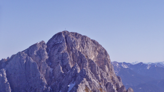 Köllenspitze - Gipfelrinne