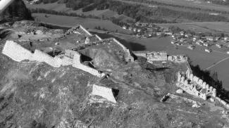Festungsanlage am Schlosskopf