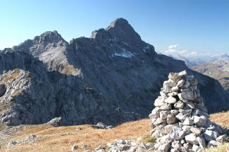 Biberkopf Nordflanke