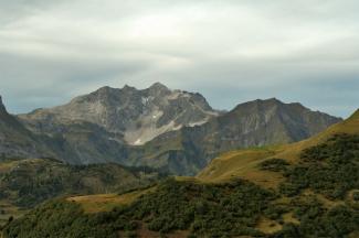 Braunarlspitze und Hochberg