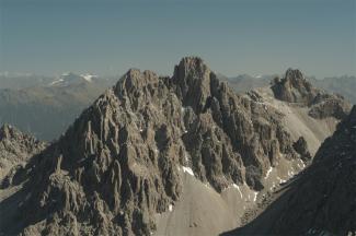 Dremelspitze und Bergwerkskopf