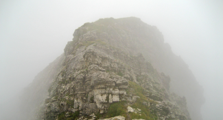 Ellbogner Gipfelgrat