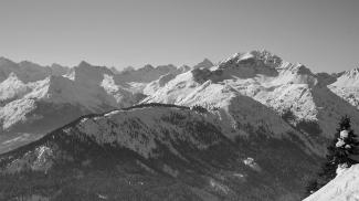 Leilachspitze und Führenberg