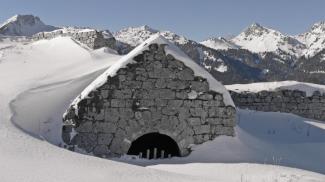 Kasematte am Schlosskopf