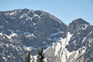 Ammerwaldloch und westlicher Geierkopf