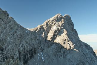 Gliegerkarspitze aus Ost