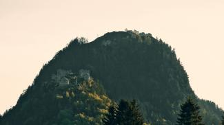 Burgruine Ehrenberg und Schlosskopf