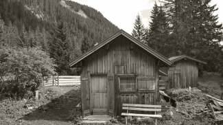 Zargen (Alpe)