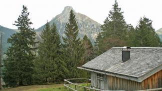 bei der Einsteinhütte
