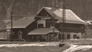 Bahnhof Bichlbach-Berwang