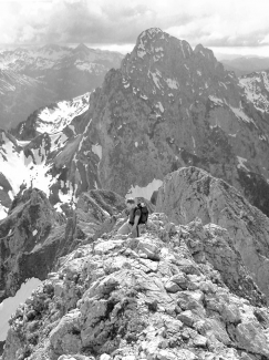 Gehrenspitz-Gipfelgrat